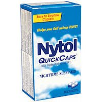 Nytol Nighttime Sleep-Aid -- 16 Caplets
