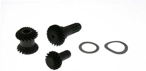 Genuine Stihl Hedgecutter Pinion Set 4230 640 7306 HL100 HL75 KMFH KMHL KM-HL