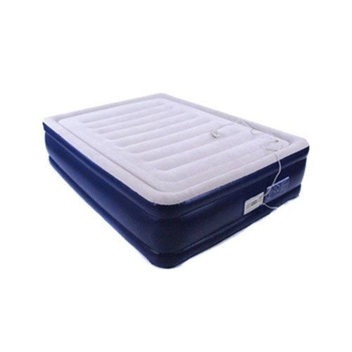 Smart Air Beds Platinum Queen Raised Air Bed with Remote Con