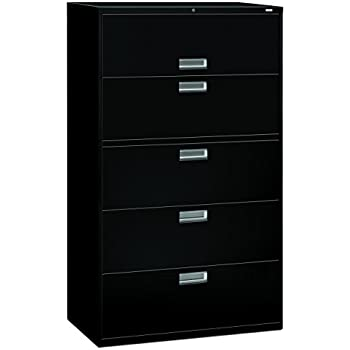 Amazon Com Hon 5 Drawer Filing Cabinet 600 Series
