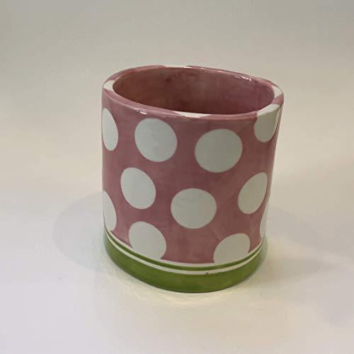 whimsical pottery Bathroom Brush holder