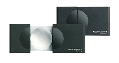 - Eschenbach Compact Folding Pocket Magnifier 5x