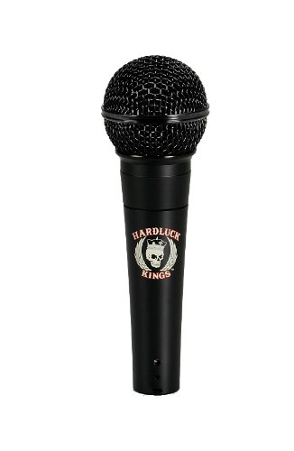 HardLuck Kings HLK58 Vocal Dynamic Microphone, Cardioid by HardLuck Kings