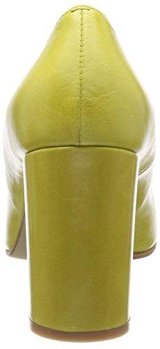 Noe Antwerp Damen Nosila Pump Pumps Gelb (Lemon)