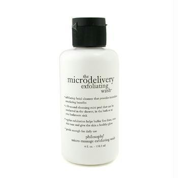Philosophy Microdelivery Micro-Massage Exfoliating Wash 118.
