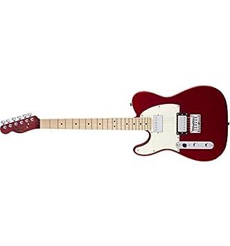 Squier Contemporary Tele Lefthand HH DMR · Guitarra eléctrica zurdos: Amazon.es: Instrumentos musicales