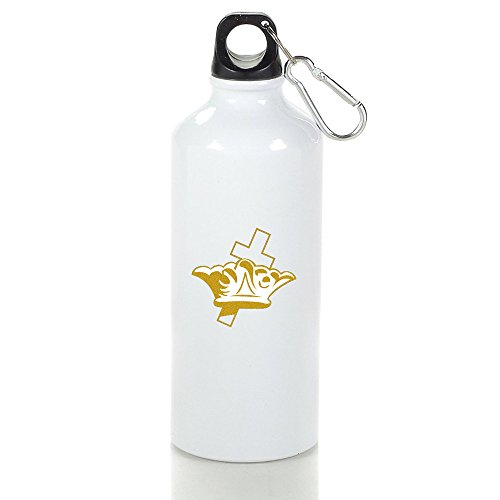 Cross And Crown Scientist Emblem Cool Aluminum Sports Water Bottle - 400/500/600ML 500ml