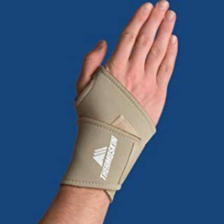product image for Thermoskin Universal Wrist Wrap, Beige, X-Small