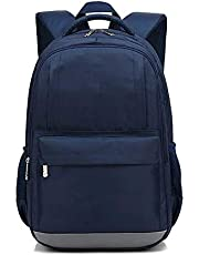 Gifts for Boys Girls Teenagers, Water Resistant Durable Casual Basic Backpack for Students, Backpack Back to School Supplies for Children, for Travel, Sports, Hiking