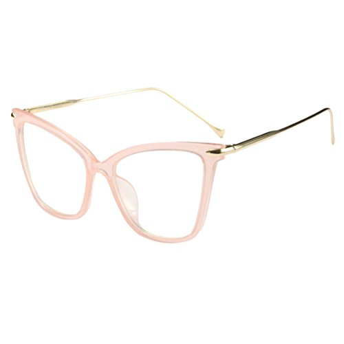 Des de Air Aux Zhhlaixing Sunglasses Des lunettes Cadre Yeux Chat Protection de Plein Sport Lunettes pink Femmes De Conduite Soleil Womens Grand Mode Oeil StTxq1