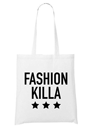 Fashion Killa Bolsa Blanco