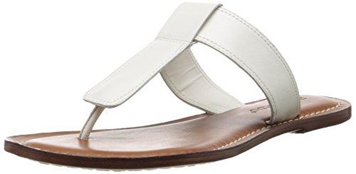 Bernardo Women's Mimi Dress Sandal, White, 8 M US
