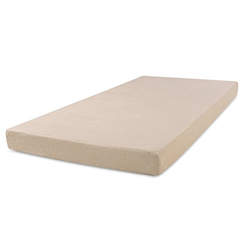 Comfort & Relax 5 Inch Memory Foam Mattress Twin for Bunk Bed, Trundle...