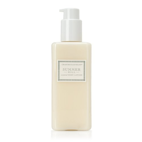 Crabtree & Evelyn Scented Body Lotion, Summer Hill, 6.8 fl. oz.