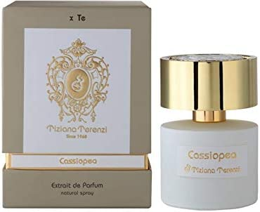 ティジアナ・テレンジ・カシオペア Tiziana Terenzi Cassiopea Extrait de Parfum 3.4 oz./100 ml New in Box
