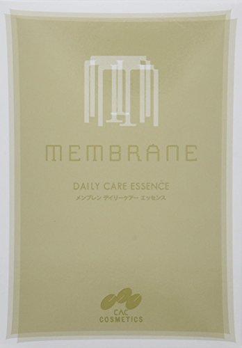 インストラクター二年生顔料CAC メンブレン デイリーケアー美容液 1.2ml x 60本