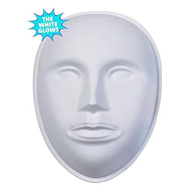 Creativity Street Paperboard Mask, Face, 8