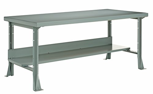 Diversified Woodcrafts MLB-1116 Steel Workbench-2