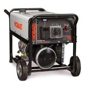 - Hobart Champion 145 Welder/Generator - 10 HP, 4,500 Watts, Model# 500563 (Welder Generator Dc)