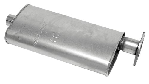 Walker 21363 Quiet-Flow Stainless Steel Muffler Chevrolet Blazer Walker Muffler