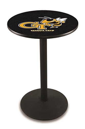 - Holland Bar Stool L214B Georgia Tech Officially Licensed Pub Table, 28
