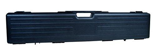GSG Waffenkoffer mit Schaumstoffeinlage, Schwarz