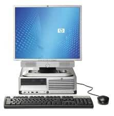 HP Compaq dc7700 1.86GHz E6300 Mini Tower PC - Ordenador de sobremesa (1,86 GHz, Intel Core 2 Duo, 1 GB, 80 GB, DVD-ROM, Windows XP Professional)