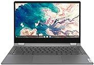 "Lenovo Chromebook Flex 5 13"" Laptop, FHD (1920 x 1080) Touch Display, Intel Core i3-10110U Processor, 4GB"
