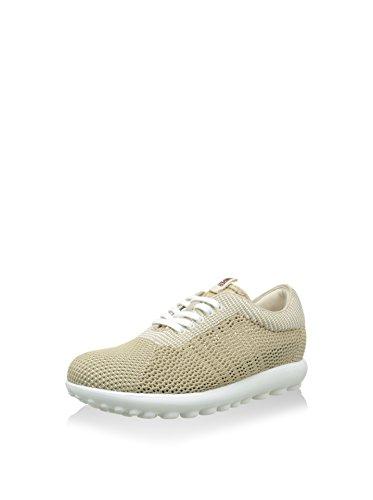 K200194 Camper Mujer 001 Pelotas Bianco Sabbia Sneakers CqwqT5WRr