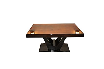 Image Unavailable Not Available For Color OAM French Art Deco Dining Table
