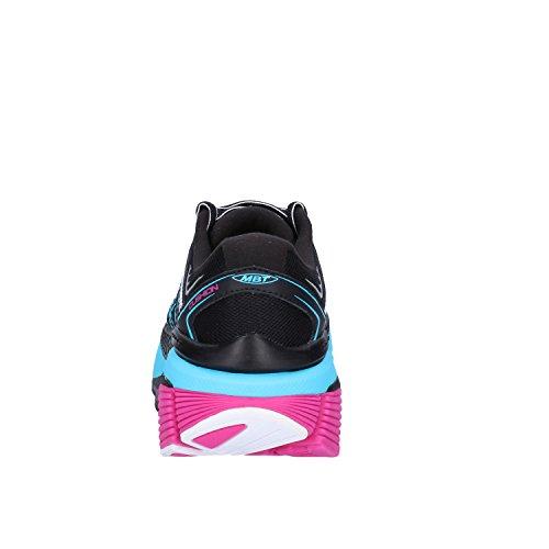 MBT Sneakers Mujer 39 EU Negro Textil