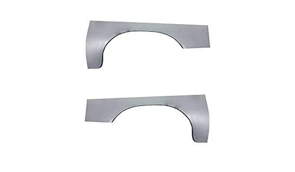 Motor City Sheet Metal Works With NEW MGB BODY REAR FENDER WHEEL ARCH REPAIR PANEL 1962-80 NEW PAIR!!