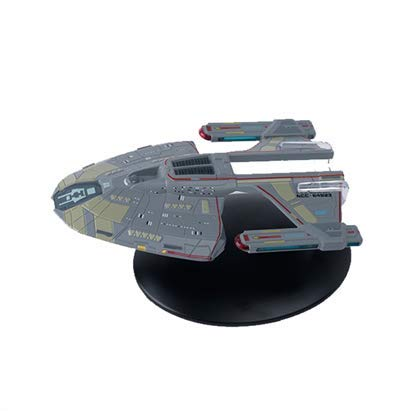 Eaglemoss Hero Collector - Norway Class
