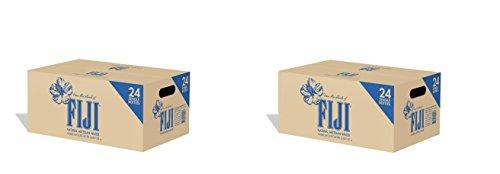 FIJI Natural Artesian Water, 16.9 Fl Oz (Pack of 24 Bottles (.2 Caes) by Fiji Water (Image #1)