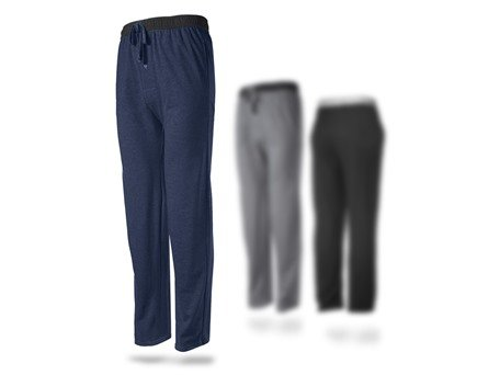 Rugged Frontier Hm878w Mens Jersey Knit Lounge Pants L