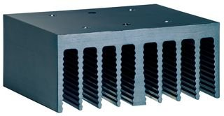Heat Sink, 1.7 Deg C/W Panel Mount by Crydom