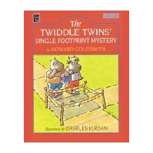 The Twiddle Twins' Single Footprint Mystery