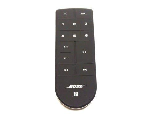 New Factory Original Bose SoundTouch Remote Control for Series II Portable, 20 & 30 Music System