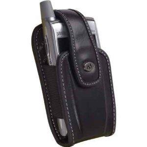 Blackberry 7130e Leather Case - 6