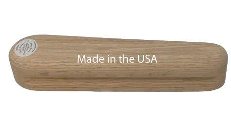 Jacksons Woodworks Medium Oak Tailors Clapper (Tailoring Board)