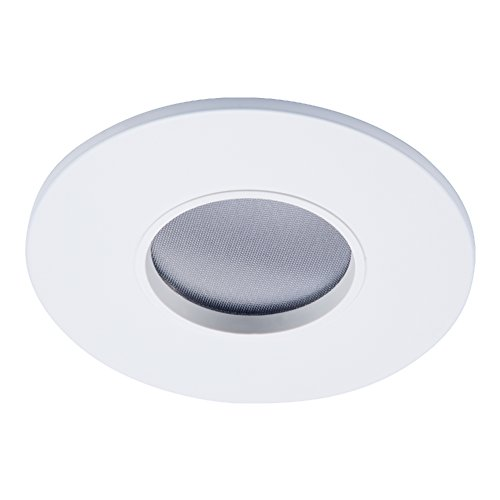 Halo TL43R2GMWWB 2'' Matte White Open Pinhole Recessed Trim, for use with the ML4 family by Halo