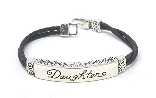 Brighton Daughter ID Bracelet