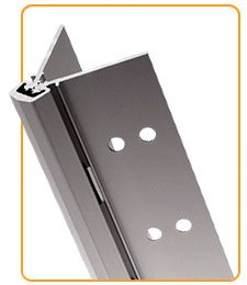 Select Hinge Heavy Duty Concealed, Geared S11 Clear Finish 95'' by Select