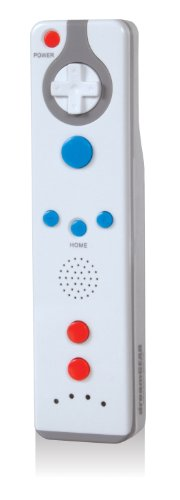 Dreamgear Wii Action Remote Controller - White