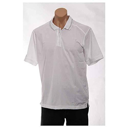 (adidas Golf Mens Climalite Tech Athletic Polo)