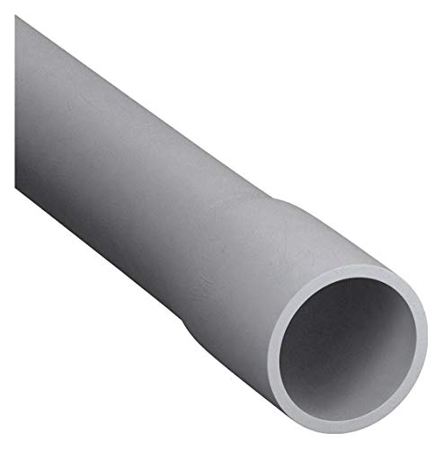 Schedule 40 Conduit, 2 In., 10 ft. L, PVC