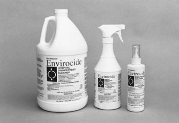 (Multi-purpose Envirocide Cleaner and Disinfectant Liquid 1 Gallon Pour Container (Case of 4))