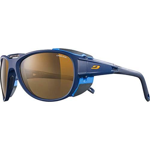 TALLA Talla única. Julbo Explorer 2.0Cameleon–Gafas de Sol, Lente ahumada, fotocromáticas, Hombre