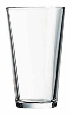 Arc International Luminarc Specialty Pub Glass, 16-Ounce, Set of 12