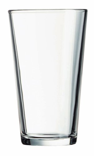 - ARC International H6480 Luminarc Pub Beer Glass, 16-Ounce, Set of 4
